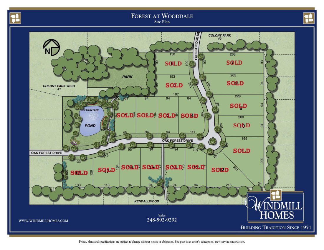 Custom Built Homes Farmington Hills - Forest at Wooddale | Windmill Homes - FORREST-woodale12(1)